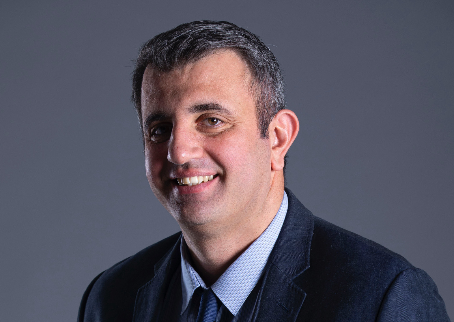 Headshot of Pavlos Savvidis