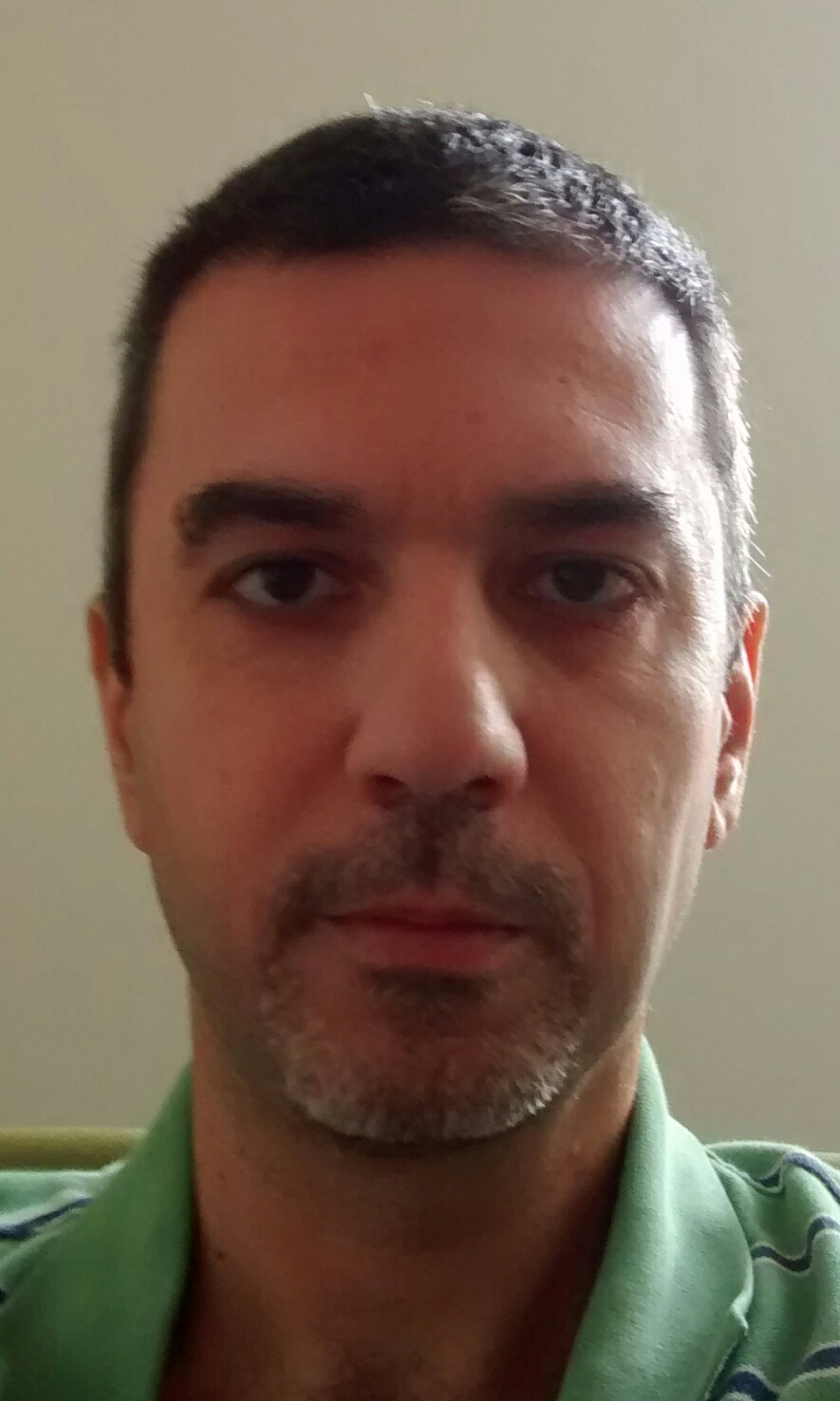 Headshot of Stamatis Stamatiadis