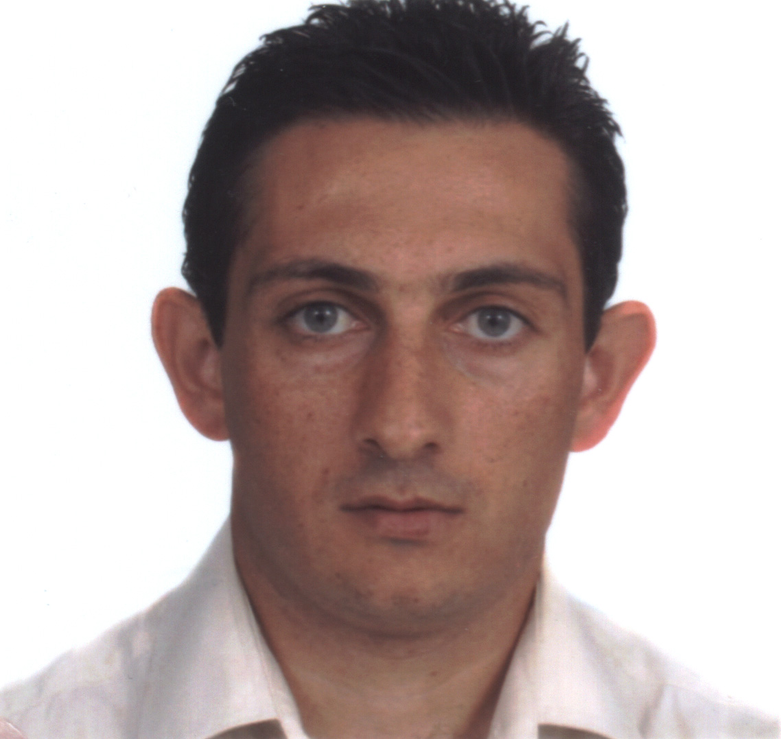 Headshot of Emmanuel Stratakis